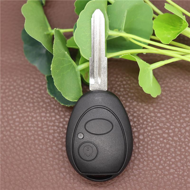 Ключная замена автомобиля Key Shell для Land Rover 2 кнопки удаленная крышка ключа