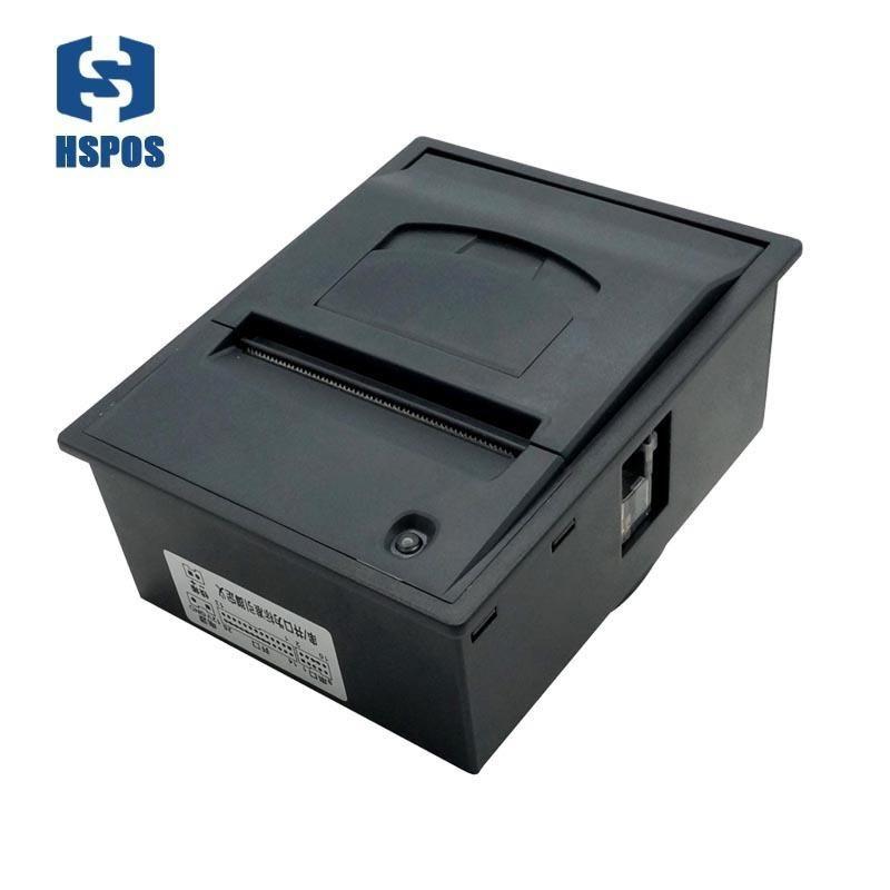 Nouveau imprimante à barre à barème thermique DC12V Kiosque de 2 pouces 70mm / s Supporte max.60mm Papier Rolll ou RS232 utilisé dans l'échelle du corps
