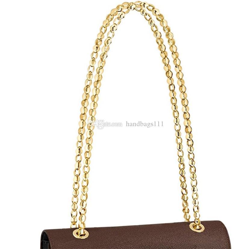 Kupplungsbeutel Frauen Umhängetaschen Tote Rucksack Womens Handtaschen Kette Handtasche Crossbody Geldbörsen Taschen Leder Brieftasche CR0 SSLLG