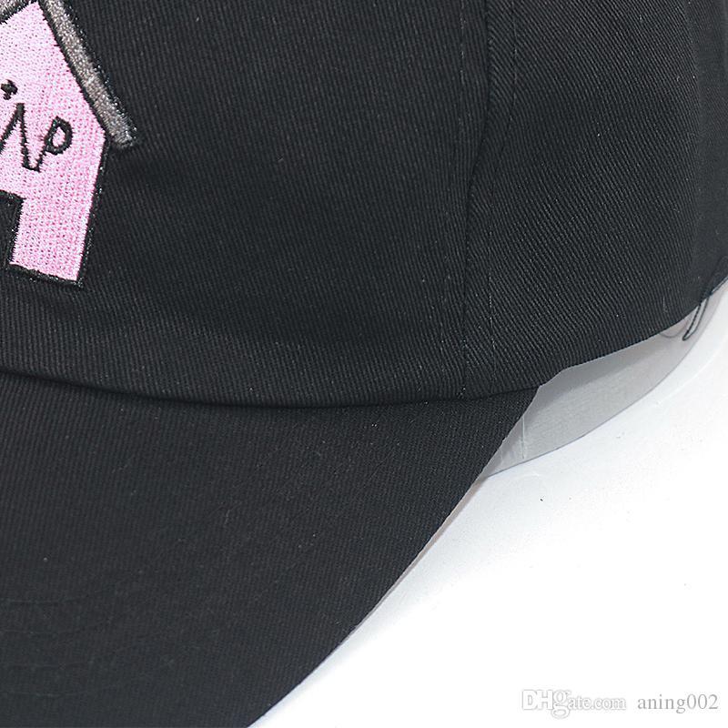 2021 Schatten Reine Baumwollfalle Hauskappe Mode Baseballkappen Fallenmusik 2 Kettenzalbum Rap LP Dad Hat Hip Hop Hüte Alle passenden Großhandel