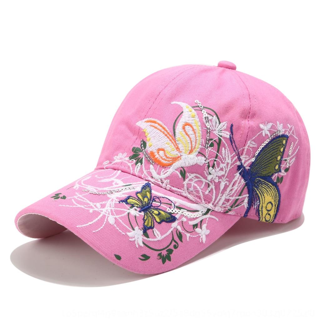 TCV4 Distressed Baseball Hüte Cap Printing Hop Trucker Hut Baumwollkappen Hüfte Multicolor Vintage Einstellbar für Männer und Frauen