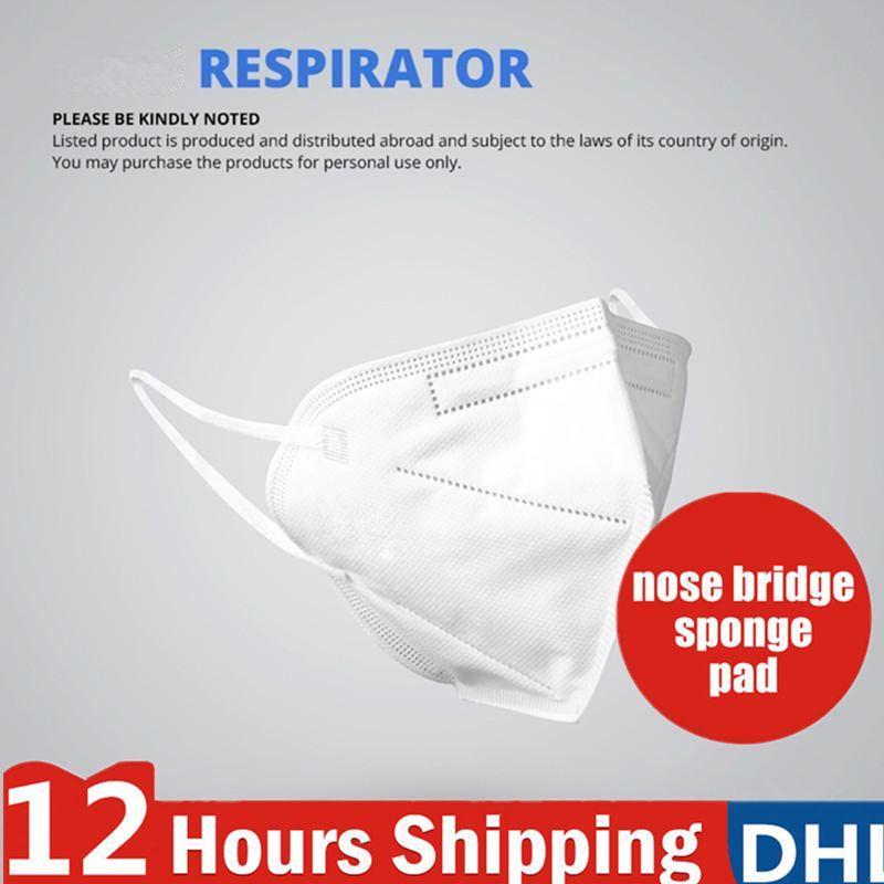 Kostenloser Versand DHL Und Maske Anti-Fog Gesicht Komfortable Masken Maske PM2.5 Partikel Atemschutzfilter Staubdicht Atmungsaktiv in Staub Giqn