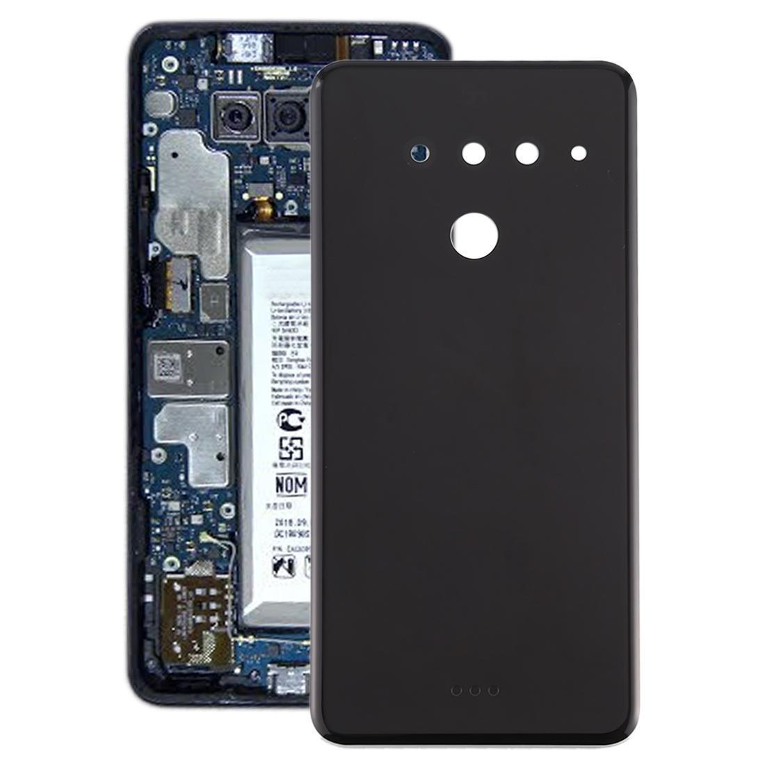 LG V50 THINQ 5G için Pil Arka Kapak