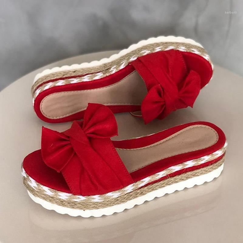 Женские сандалии летние лучи новая толщина дна случайные женские сандалии удобные пляжные тапочки сплошной цвет нескользящий