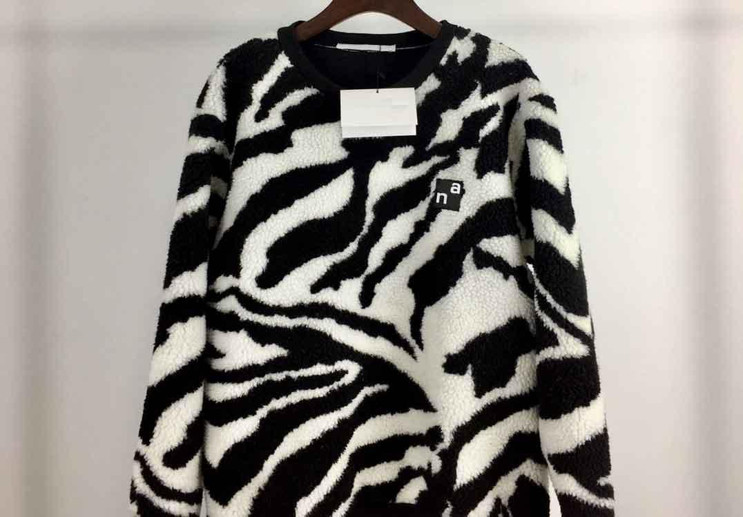 21aw Новое Прибытие Горячие Женщины Хаудяст Стилист Повседневная Свитер Простой Пуловер Грейс Пальто Теплая Женская Мода Высокое Качество Размер Top: M-XL