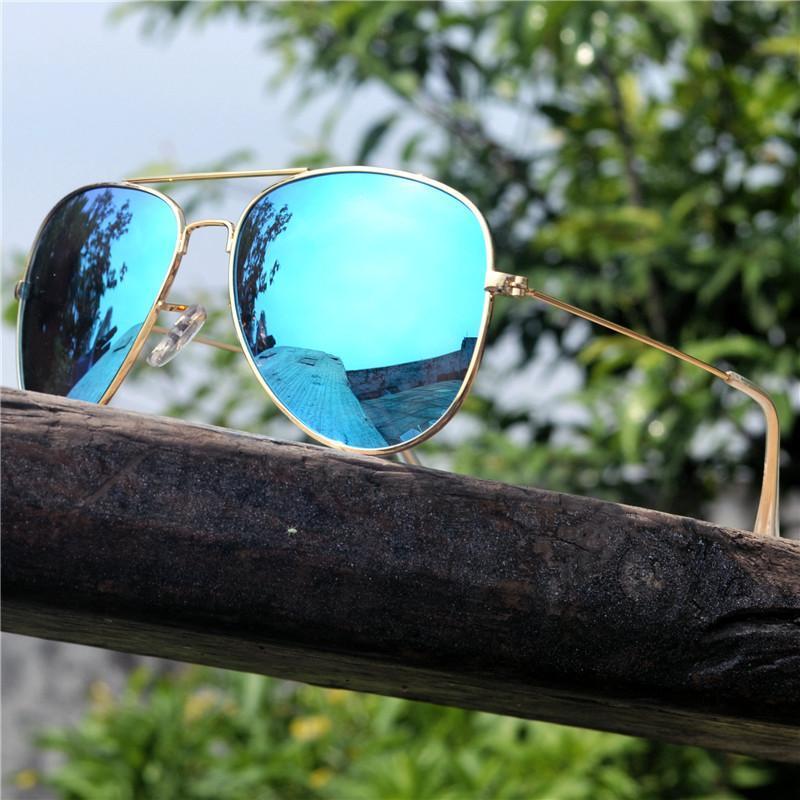 Мужчины 2020 Новый дизайн Очки Женщины Солнцезащитные очки для вождения Mincl / для солнечных очков поляризованный квадратный FML LERVU