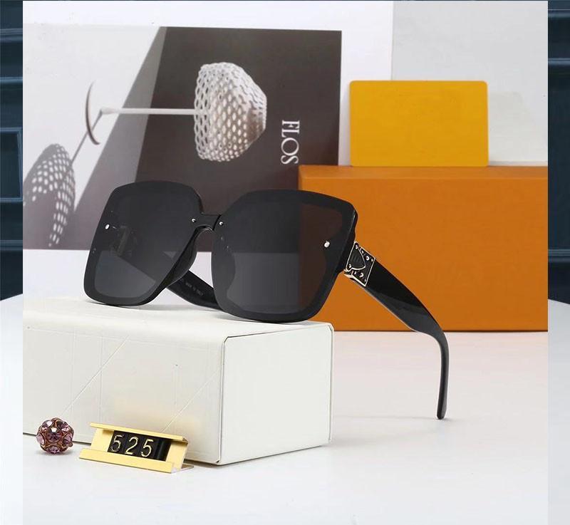 2022Designer 새로운 선글라스 해변 안경 선글라스 남성과 여성 안경 파티에 특별한 학년 스타일