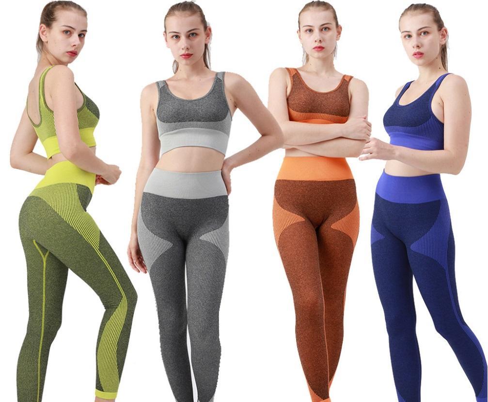 705 Новый стиль йога костюм, быстрый сухой, вязать бесшовные высокие стрейч йога лифт ягодицы, спортивный бег, новый стиль из Европы и Америки