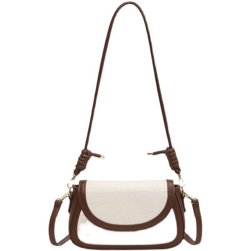 Bolsos de bolsos de bolsos de bolsos de cuero alto luskx de bolso bolsas de hombro calidad 2021 cruzado de lujo de lujo cuadrado pequeño para mujeres hombro cjbr