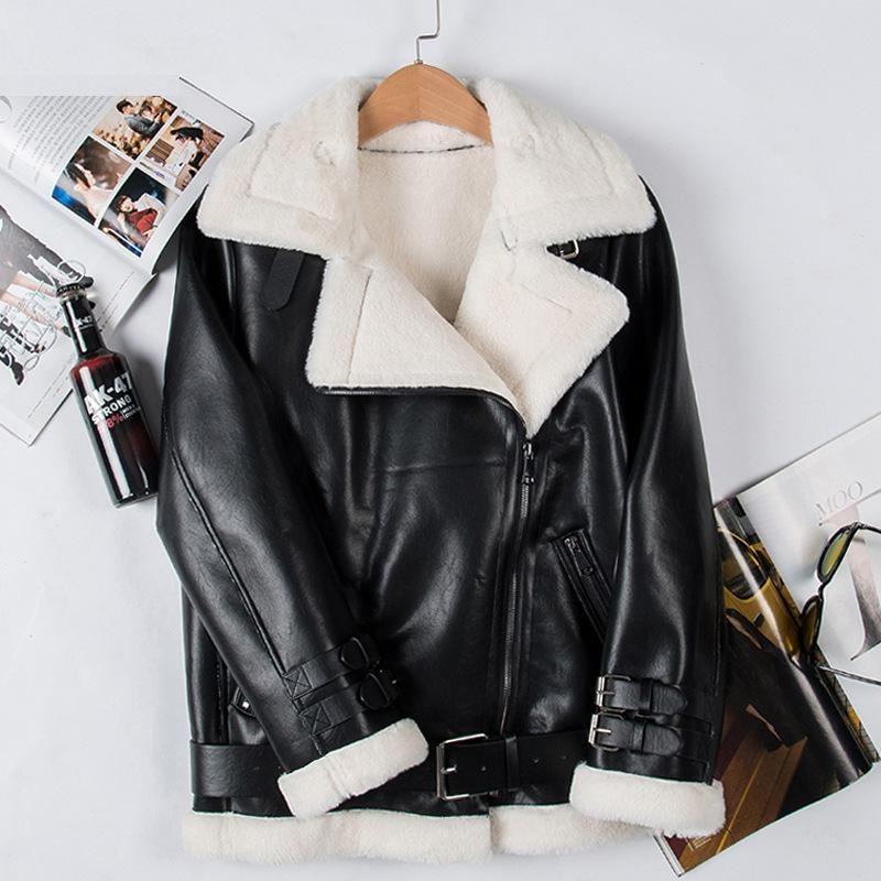 2020 Новые Зима Высокое Качество Дамы Пальто Улица Стиль Женщины Overcoat Повседневная Мода Pocket Slim Fit Женская Верхняя одежда