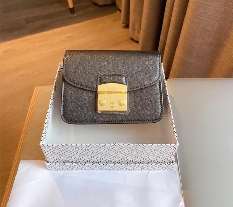 2020 Vendita calda Borsa da donna Mini Metropolis Bag Ladies Leather Women Messenger Borse Borse Borse Donne Famosi Marche Small Crossbody Bags BH