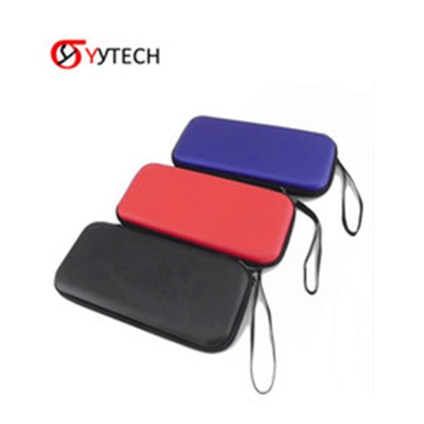 Syytech 3 ألوان واقية حالة سفر كوتول كيس إيفا الصلب حمل حقيبة التخزين لنينتندو التبديل