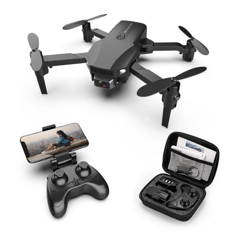 R16 Drone 4K HD Dual Lens Mini WiFi 1080p Trasmissione in tempo reale FPV Drenes Cameras Pieghevole RC Quadcopter Toy