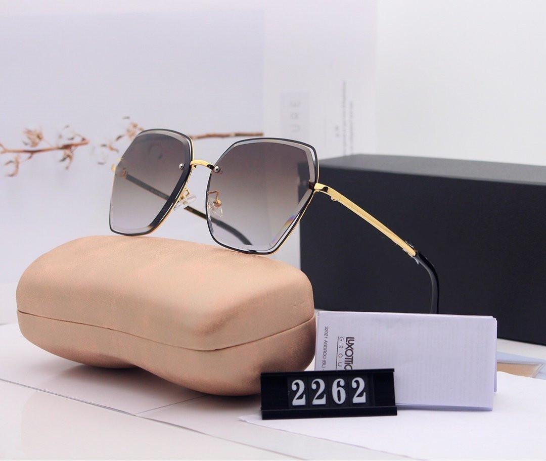 2020 Nuevas gafas de sol casuales de lujo diseñador de sol gafas de sol para mujer gafas de sol gafas de sol gafas unisex gafas envío gratis rfyszhysrzh tragt