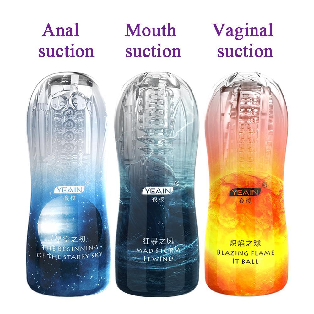 Eti Titreşimli Işık Masajı Vajina Gerçek Pussy Erkek Seks Mastürbasyon Yetişkin Oyuncaklar Erkek Pussys Erkek Masturbator Kupası Erkekler için Y201118