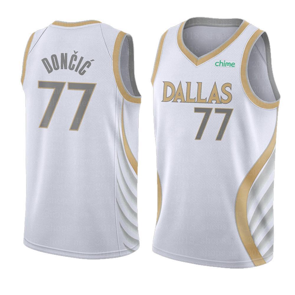 NCAA Luka Ja Morant Doncic Basketbol Formaları DallasMavericksErkekler MemphisGrizmaJersey Stephen James Curry Wiseman