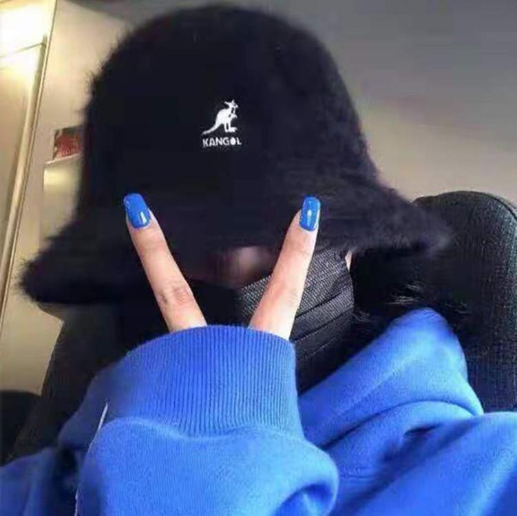 Hiin Cheal классическая решетка горячие женщины шерсть и мужчины зима POM шляпа и шарф наборы кенгуру полосатый набор женская шапка шарф мода твердый помпу