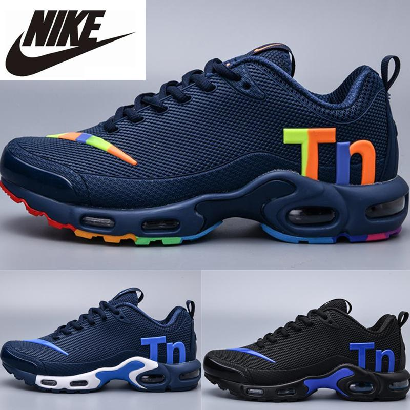 MER MER MER MER MER MER MER MER MER MER MERSURALES PLUS TN ULTRA ZAPATOS SE BLACK WHITE Designer Sneakers Chaussures Homme Fashion Casual Shoes US40-45