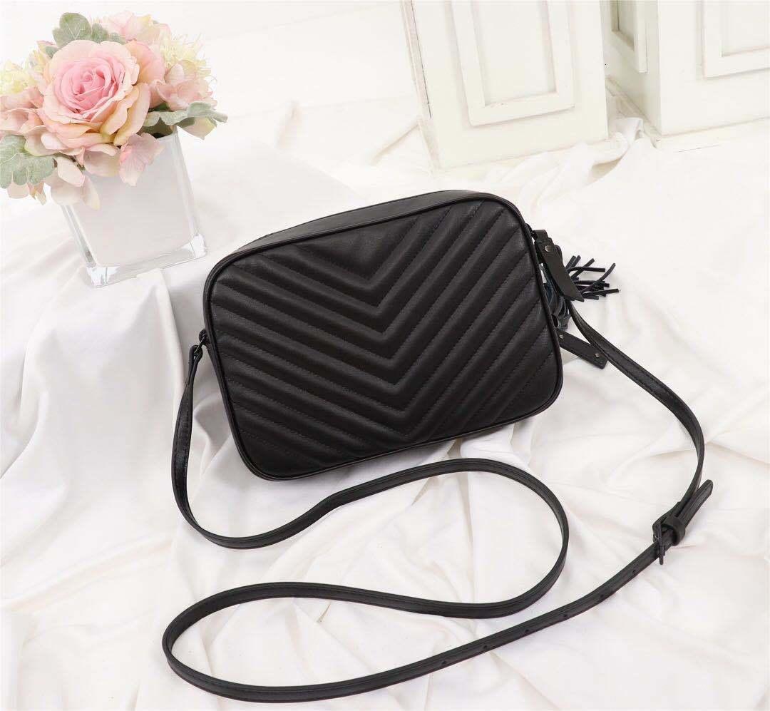 Сумки женские дизайнерские сумки кожа lou дизайнер мода плечевые сумки сумки сумки стеганые IVMD сумка роскошный кроджом сумка камера lu xref