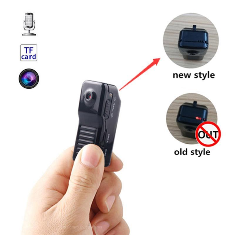 10 heures de travail Mini caméra Micro caméscope appareil photo intégré sport d'action Microphone Vidéo Audio Recorder pk SQ11 caché carte TF