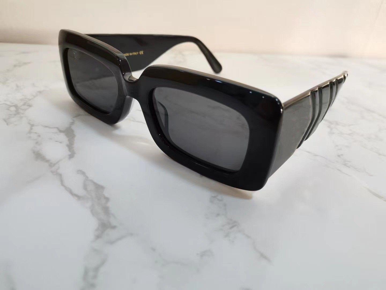 Новое Высочайшее качество 0811 Мужские Солнцезащитные очки Мужчины Солнцезащитные Очки Женщин Солнцезащитные Очки Модный Стиль Защищает Глаза Гафас де Соль Лентте де солей с коробкой