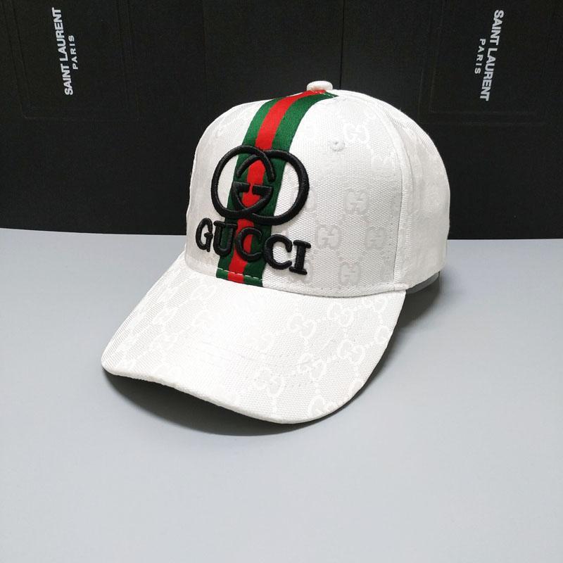 Baseball Cap Europe et États-Unis Populaire 100% coton Summer Hommes Chapeaux de plein air 100 Style