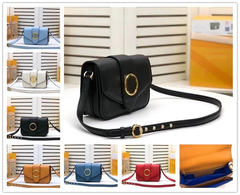 Neue Mode Taschen Kreuz Körper Handtaschen Orignal Leder Dame Messenger Bag Satchel Umhängetasche 55946