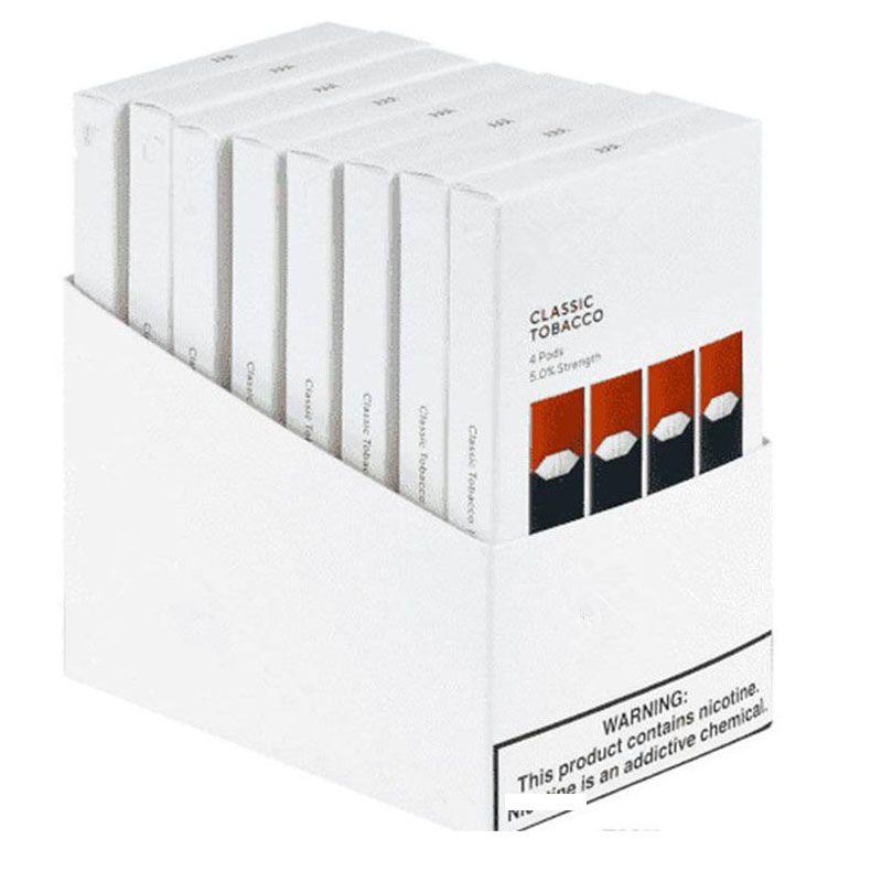 Pacote novo da caneta de Vape para vaporizer Barra folhada portátil Vape Vape Kit de cartucho recarregável
