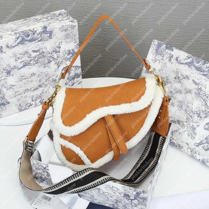 Taschen Sattel Frauen-Handtaschen Luxurys Designers Umhängetasche Tote-Schulter-Beutel-Art- und Sac À Haupt beiläufige Frauen Marken-Beutel 25CM