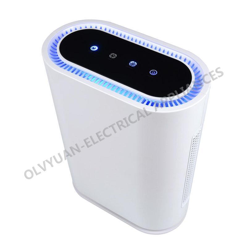 Purificatori d'aria Oly-GL3200 Desktop depuratore Desktop Muto di ioni negativi in aggiunta a Formaldeide OEM all'ingrosso