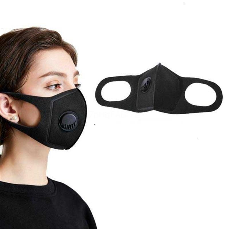 Schwamm Facemasks Gesicht Realistische weibliche Maske Waschbare Maske Multicolor Cartoon Mundmuffel 6c0j