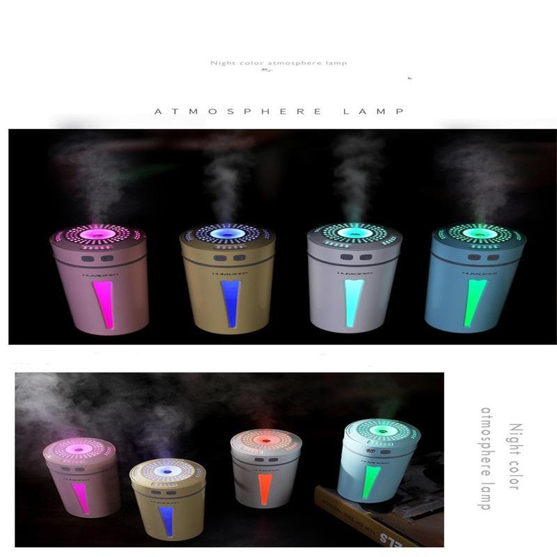 Mini umidificatore Essential Oils Diffusori Veicolo Nuovo Glow Originalità Bella donna Accelori Piccola macchina Aromaterapia Casa 25lica K2