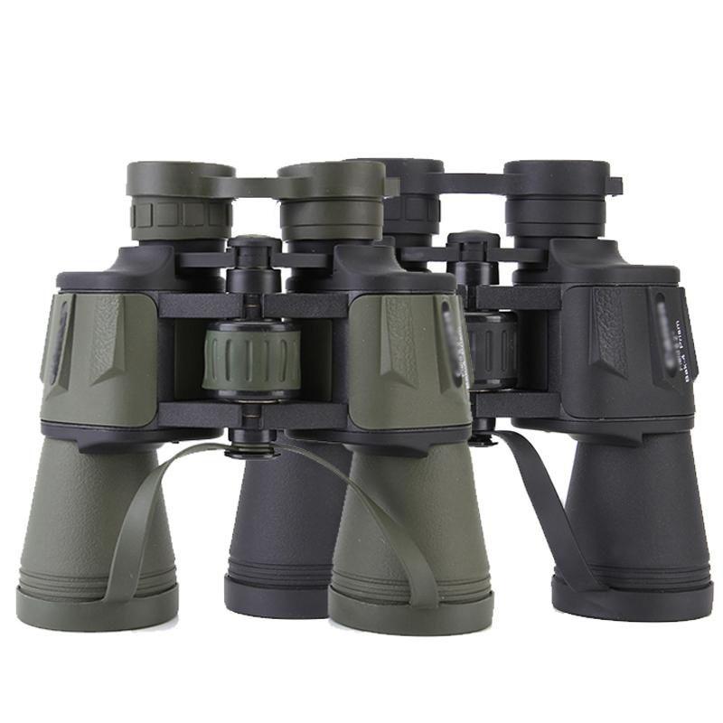 Tuobing 20x50 binóculos portáteis binóculos de alta definição telescópio profissional excelente visão fina ocular t190627