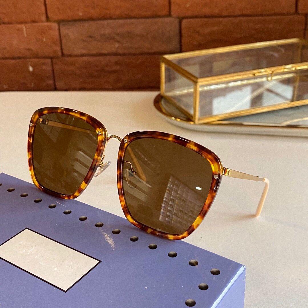نظارات شمسية للرجال والنساء 0673S الحجم