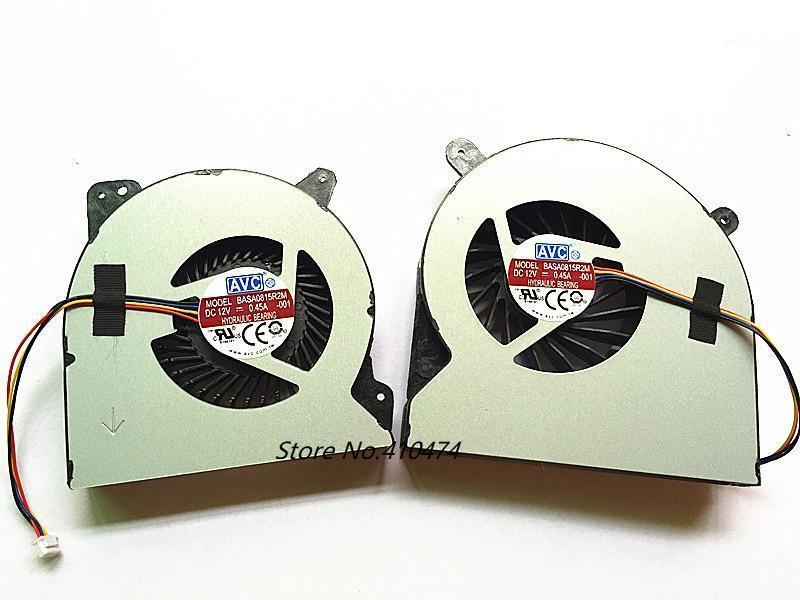 Nouveau ventilateur GPU CPU pour Asus G750JH G750JM G750JS G750JW G750JZ Refroidisseur de refroidisseur de refroidissement pour ordinateur portable1