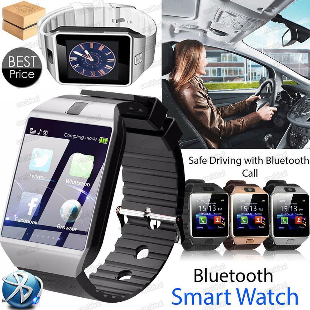 DZ09 ساعة ذكية GT08 U8 A1 Wrisbrand Android Smart SIM ذكي الهاتف المحمول ووتش يمكن أن تسجل ساعة النوم
