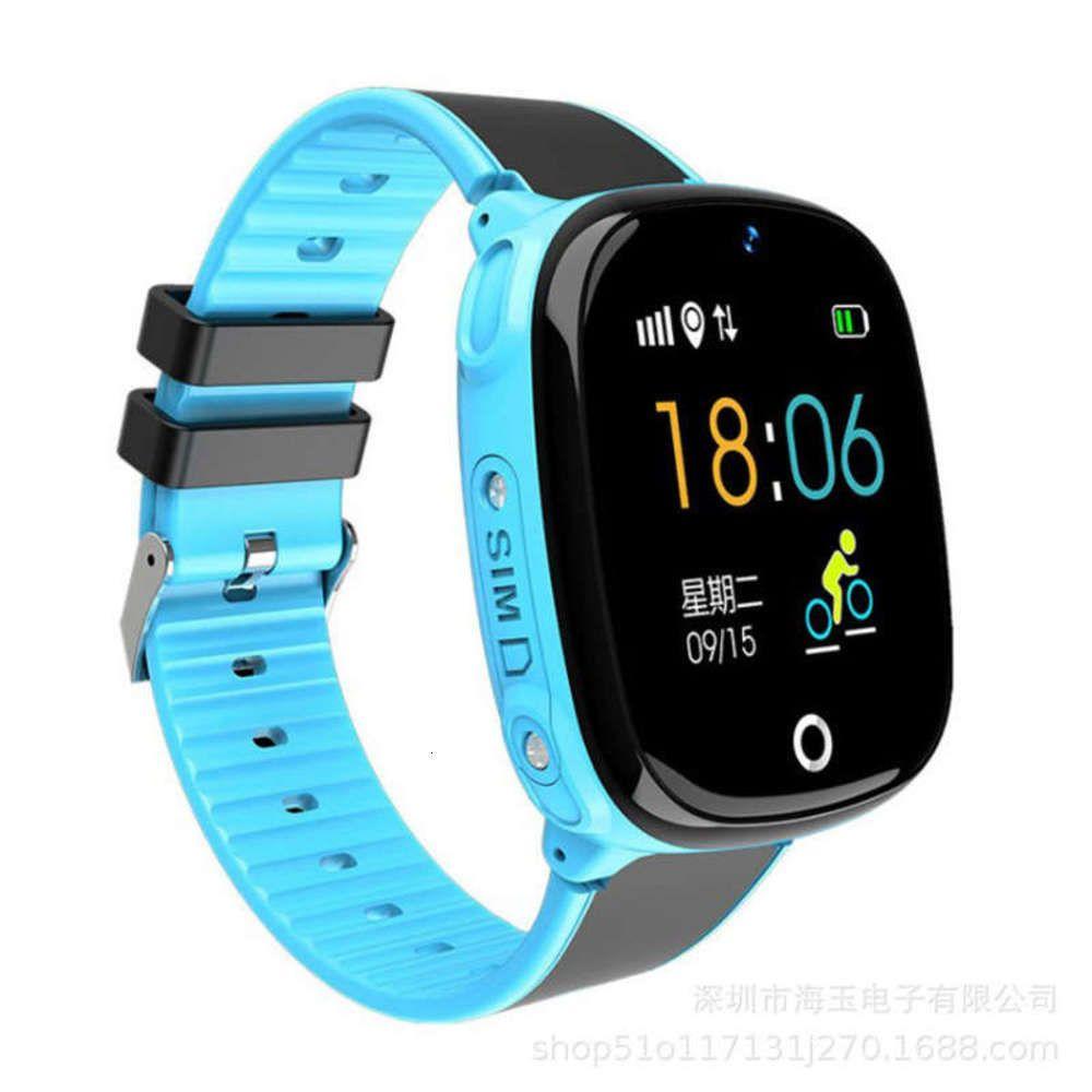 children's student smart IP67 waterproof Hw11 sports watch photo touch screen anti loss GPS CE7B