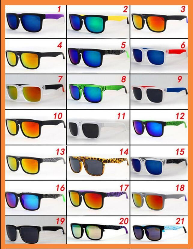 Brand Outdoor Sunglasses Men 21 Unisex Fashion Women Colors Glasses Frame Eyewear Cycling Sports Sun Full Designer Sunglasses Ppswd