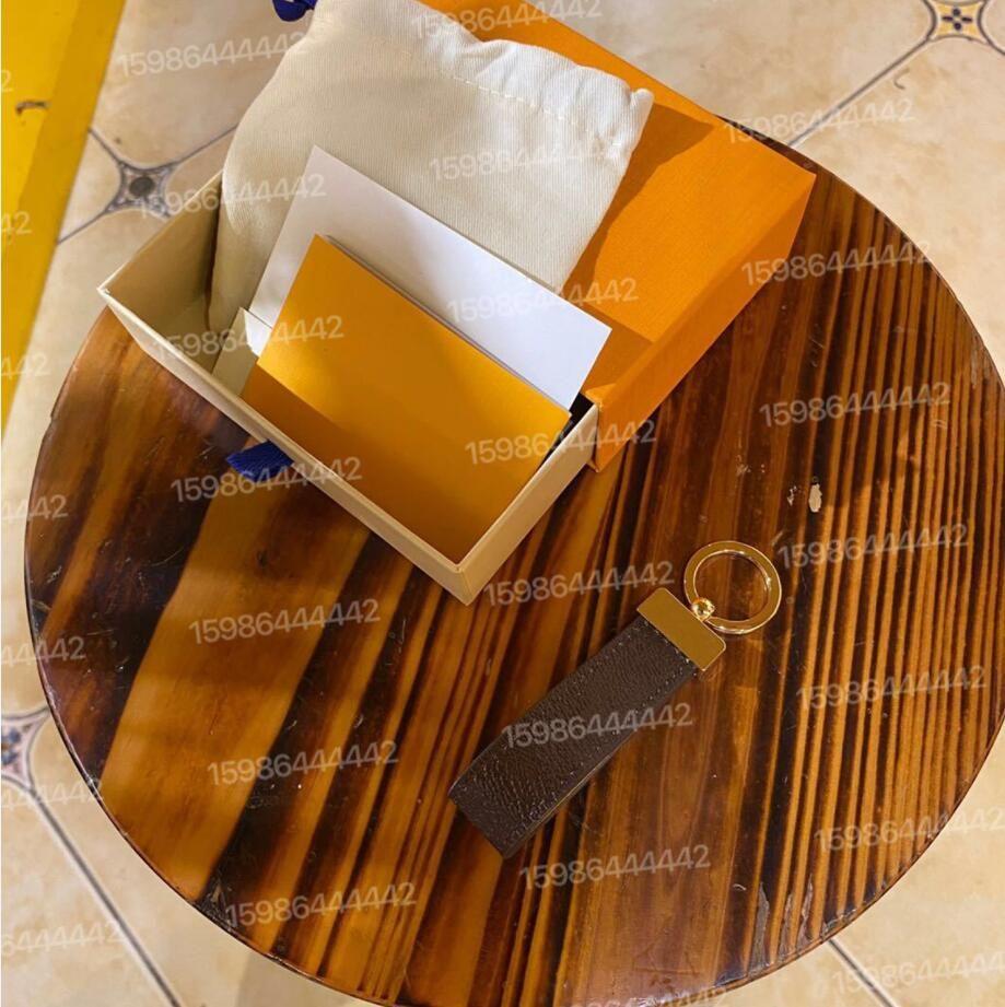 الفاخرة مفتاح سلسلة مشبك عشاق سيارة المفاتيح المصممين الجلدي اليدوية سلاسل الحلي الرجال المرأة حقيبة قلادة الملحقات 10 اللون