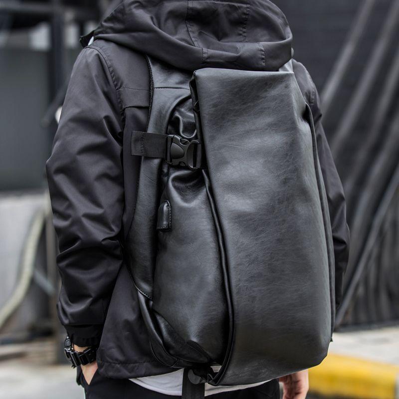 Modo casual portátil sólido softback de alta capacidad al aire libre impermeable bolsa de viaje bolsos DB60BB Man QPBH