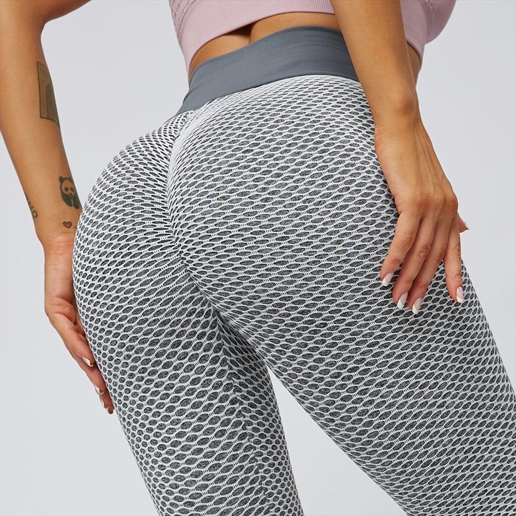Фитнес леггинсы черные сексуальные полые сетки лоскутное сосращивание стройные леггинсы дышащие сухие быстрые спортивные брюки для женщин 6080