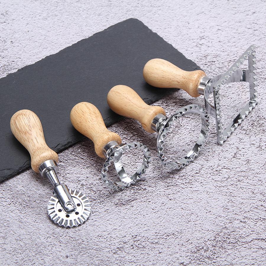 Печенье цинкового сплава Cookie Forts Cake Cutter Выпечки Формы для выпечки Кухня Инструмент Dim Sum The Crusting Crust Flush RRF3243