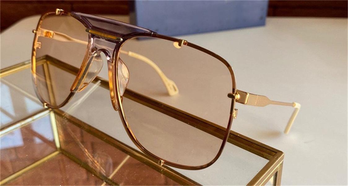 Nova Moda Design Mulheres Óculos de Sol 0739 Quadrado Quadro Multicolor Quadro Superior Qualidade Popular Estilo Popular Atacado Proteção Óculos UV 400 Lentes