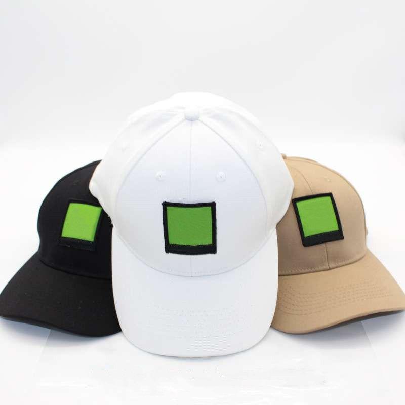 Весенние шарики шарики мода улица бейсбольная кепка для мужчин женщина регулируемая шляпа шляпы 3 цвета высочайшего качества