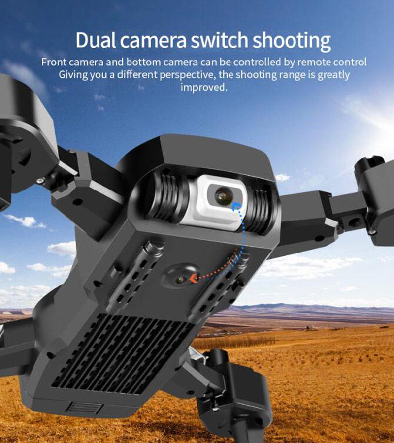 حار بيع جديد بدون طيار 4 كيلو المهنة hd زاوية واسعة الكاميرا 1080 وعاء wifi fpv بدون طيار المزدوج كاميرا ارتفاع حافظ على طيور الطائرات طائرات الهليكوبتر اللعب