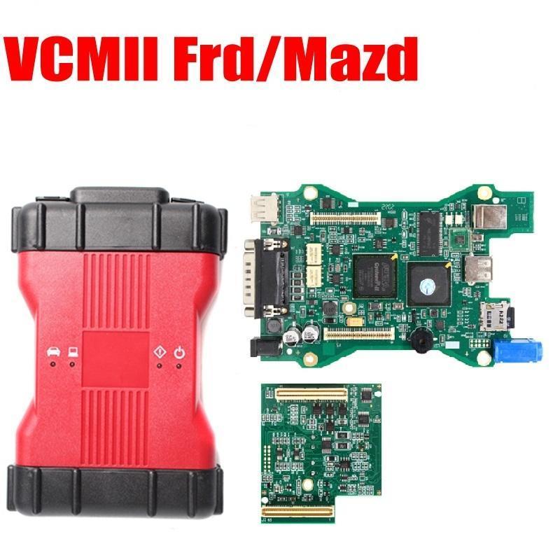 Ferramentas de diagnóstico 2021 Est VCM 2 Multi-linguagem VCM2 IDS V106 Scanner II VCMII OBD2 V101 / V98 Auto Frd / M-Azda