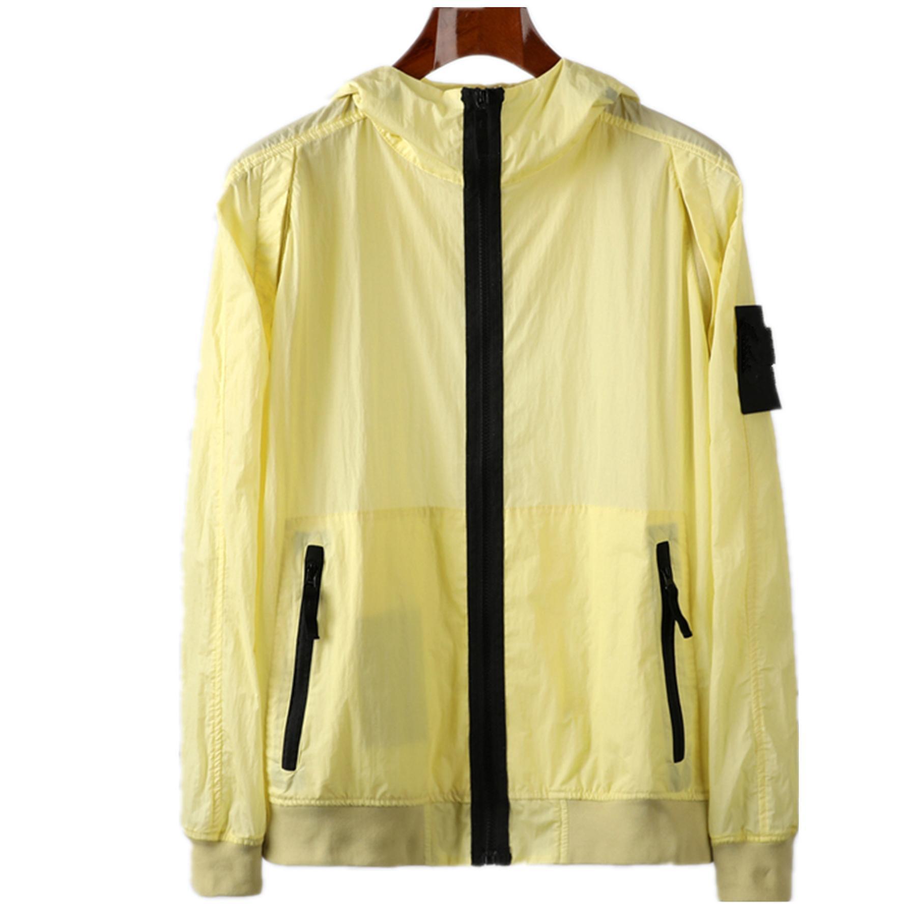 CP Topstoney Pirate Company 2020 Konng 새로운 봄과 여름 얇은 재킷 패션 브랜드 코트 야외 햇살 증거 방지 장치