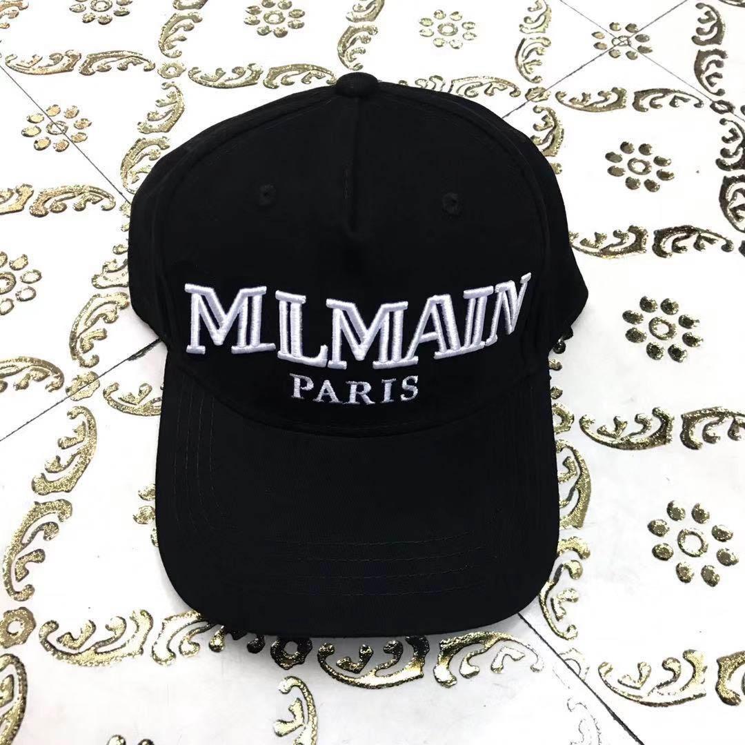 Mode Brief Stickerei Männer Baumwolle Baseballmütze Frauen Snapback Hut Casual Caps Sommerhut Für Männerkappe