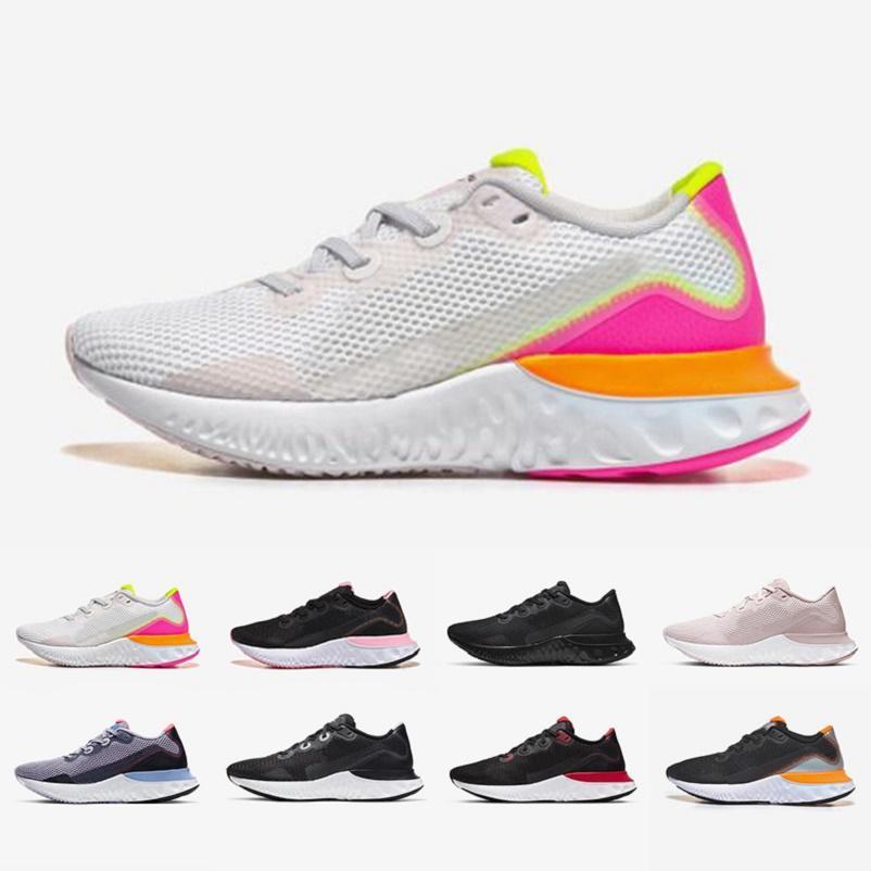 عالية الجودة ثلاثية أسود أبيض الرد تجديد تشغيل رجل البنفسجي الجسيمات الأسود الصقيع الرمادية بالكاد فولت البلاتين لون الرجال النساء أحذية رياضية الرياضة