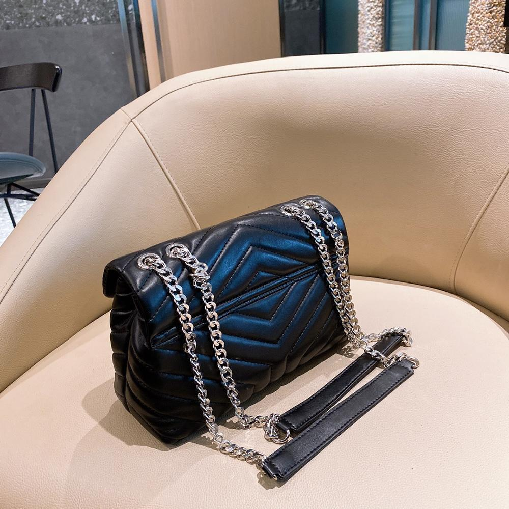 3a + Tasche Geldbörsen Hohe Qualität Echte Handtaschen Tasche Schulter Leder Hot Bags Crossbody Loulou Großhandel 24 cm olmtk
